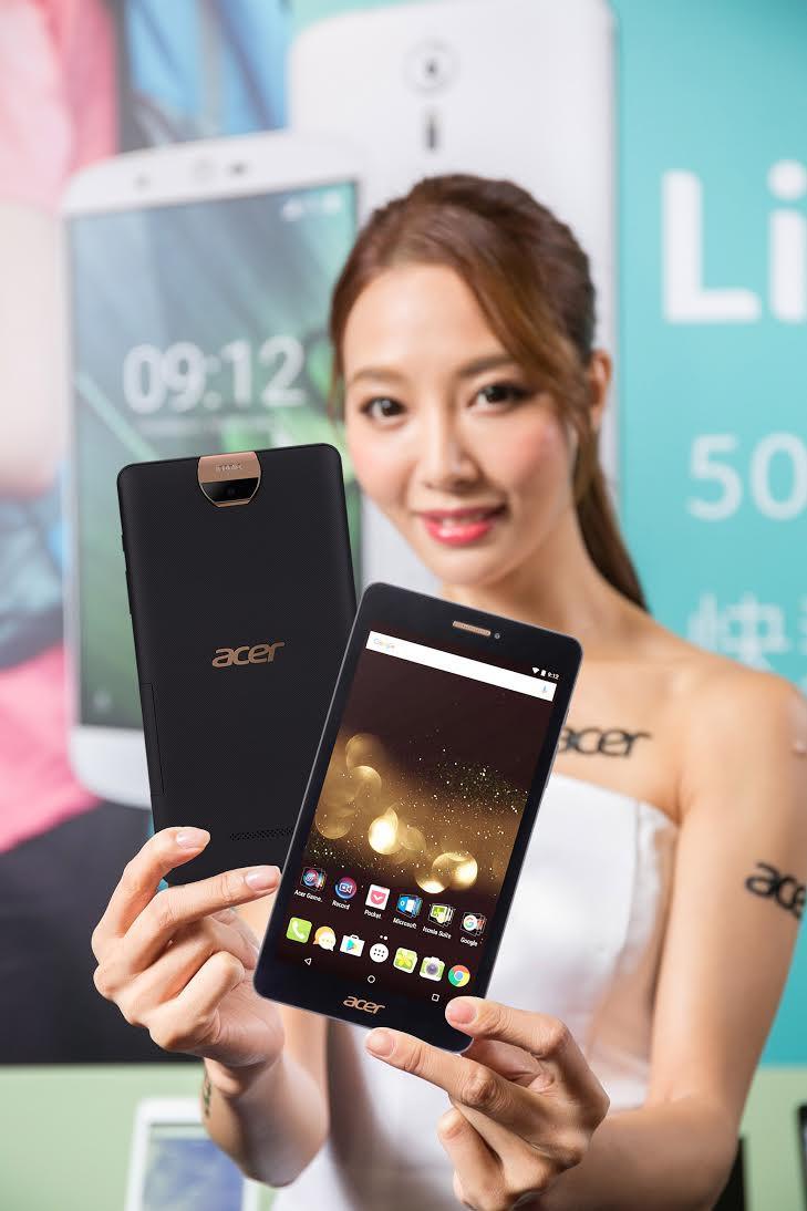 是標榜雙 SIM 卡與 Android 6.0 的通話平板, Acer 推出 Iconia Talk S A1-734這篇文章的首圖