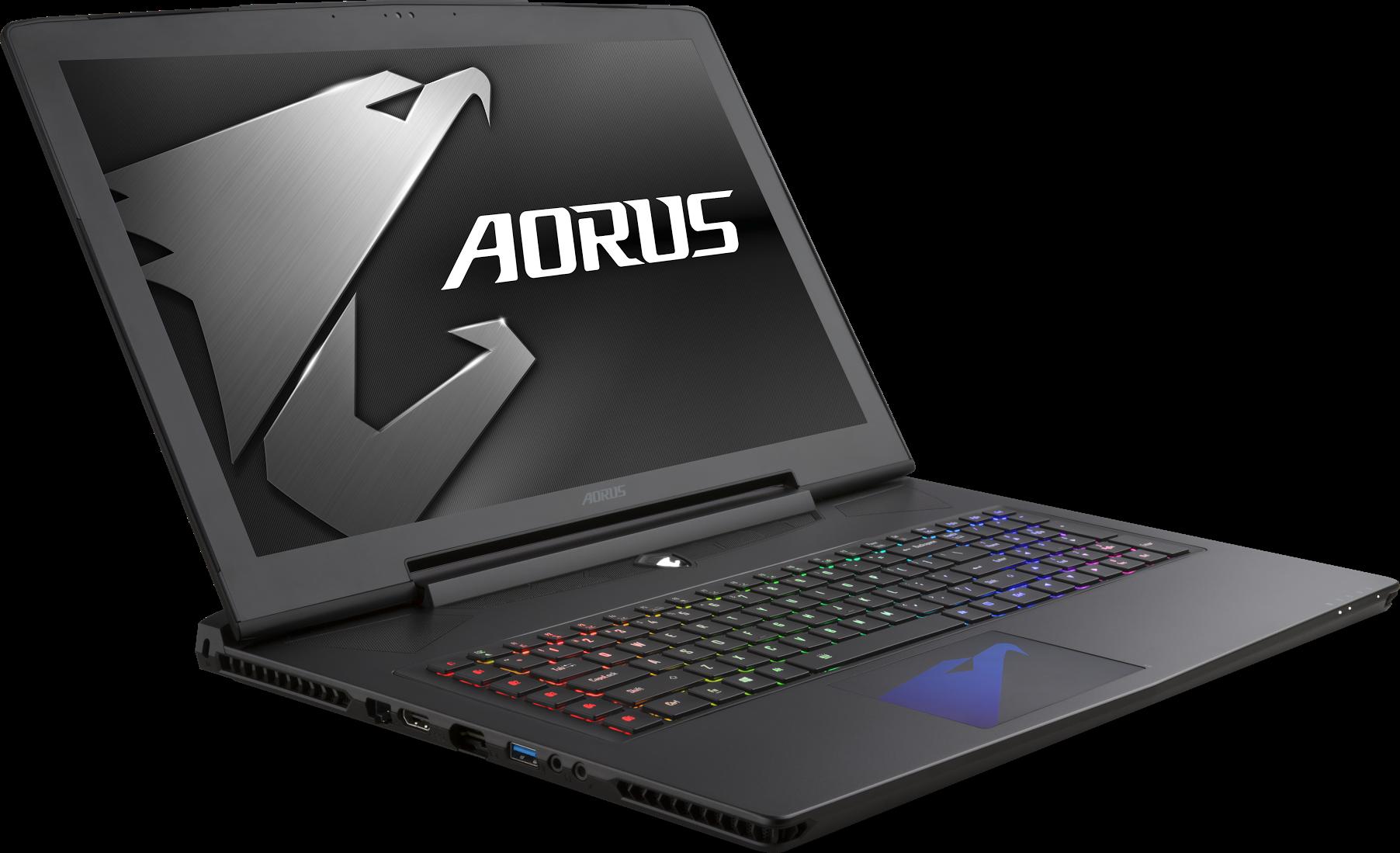 是Aorus 跟進 GeForce 10 更新,系列機種搭載 RGB Fusion 單點全彩背光鍵盤這篇文章的首圖