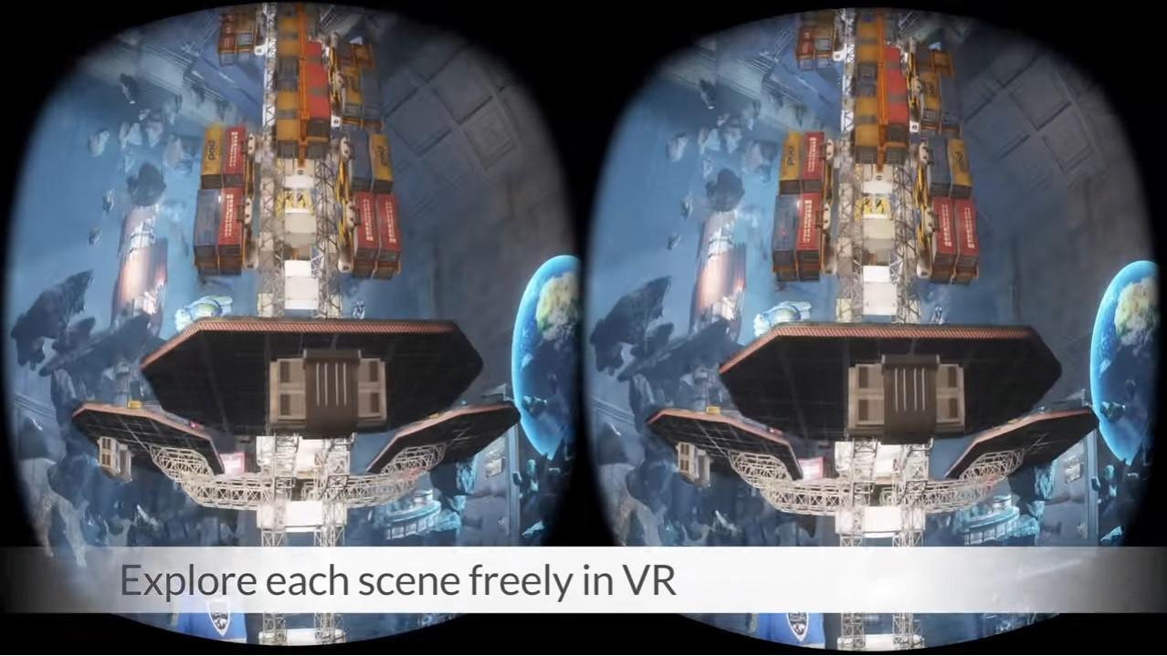 是為電腦的 VR 效能奠定公正、可靠的基準測試, Futuremark 宣布 VRMark 完整版正式推出這篇文章的首圖