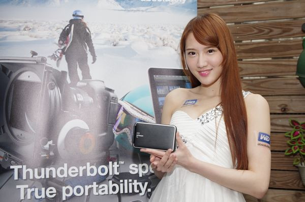 是以專業創作者高速與大容量需求, WD 在台推出 Thunderbolt 可攜式雙硬碟這篇文章的首圖