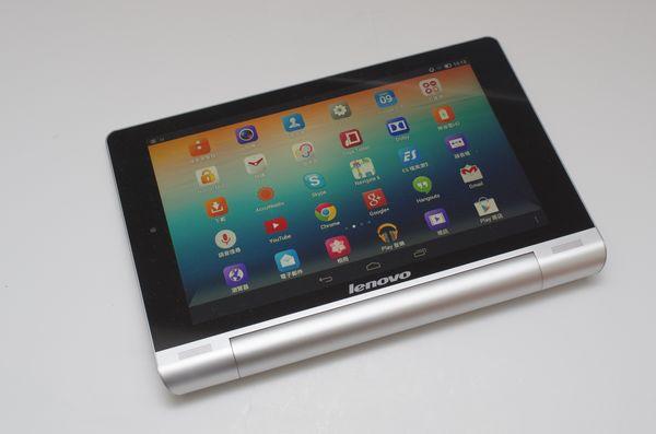 是會做瑜珈的 Android 平板, Lenovo Yoga Tablet 8 動手玩這篇文章的首圖
