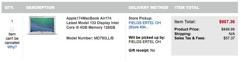 是MacBook Air 2014 半專業開箱 (圖多)這篇文章的首圖