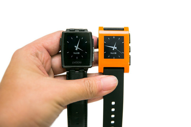 是PEBBLE 智慧手錶新款 STEEL 金屬版  (1) 開箱分享這篇文章的首圖