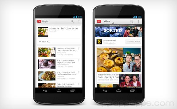 是YouTube App大革新: 全新卡片界面, 影片浮動播放這篇文章的首圖
