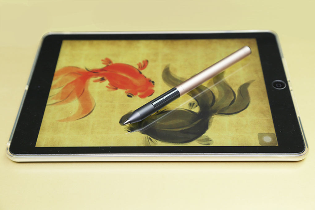 是沒有Apple Pencil卻也可以擁有支援iPad全系列機種的Adonit Pixel專業繪圖觸控筆這篇文章的首圖