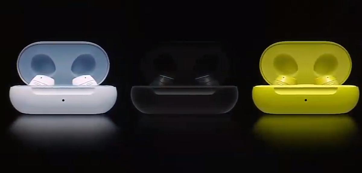 Samsung Galaxy Buds 真無線耳機 雙麥克風自動判斷周遭環境音量