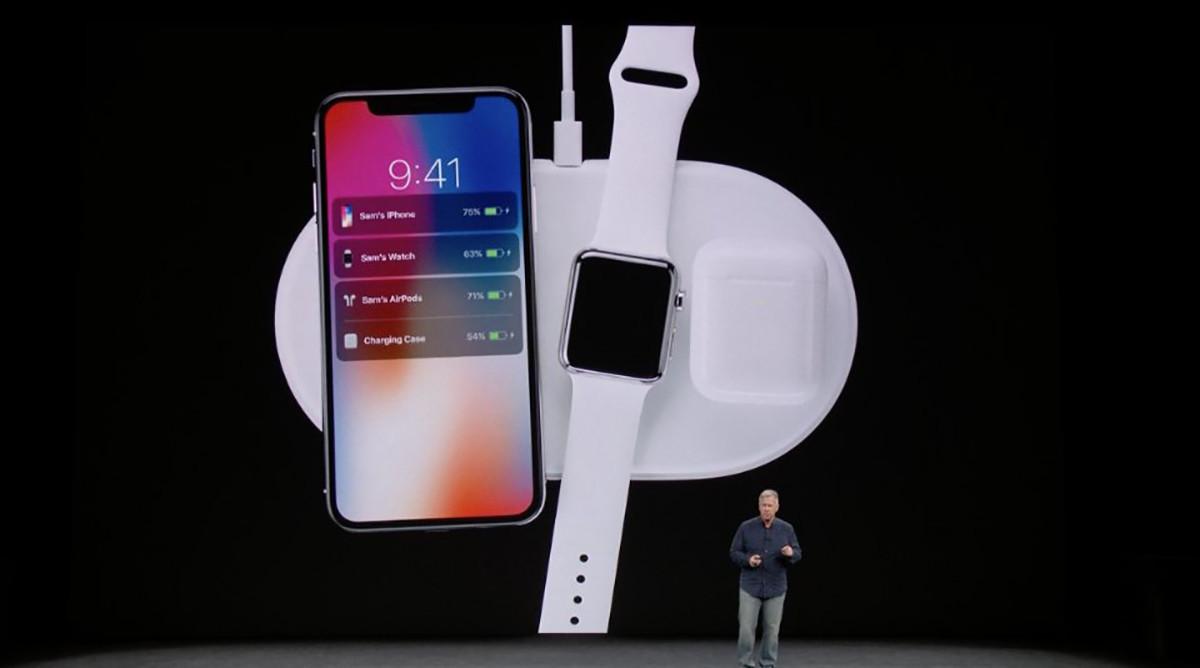 蘋果牌無線充電來了 Air Power讓你一次充3個裝置
