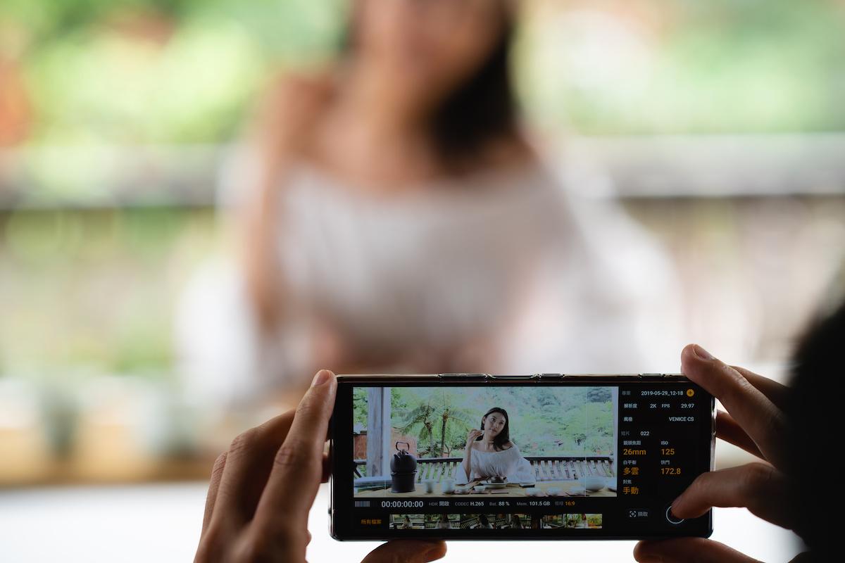 拍照手機 Sony Xperia 1