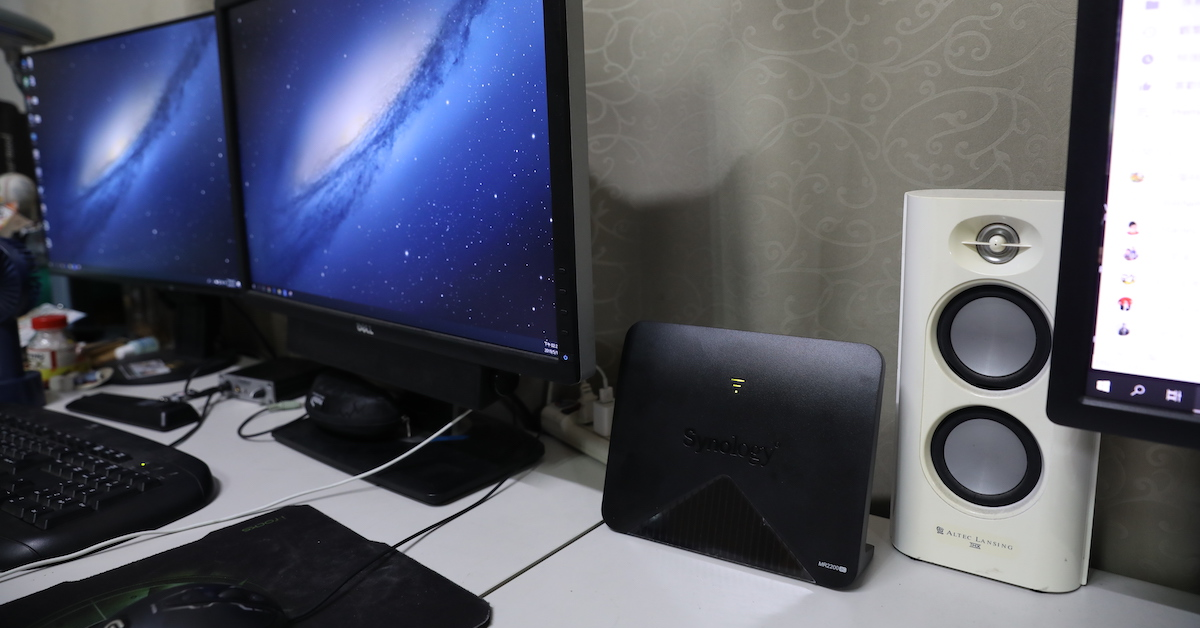 Synology Mesh Router wifi分享 路由器