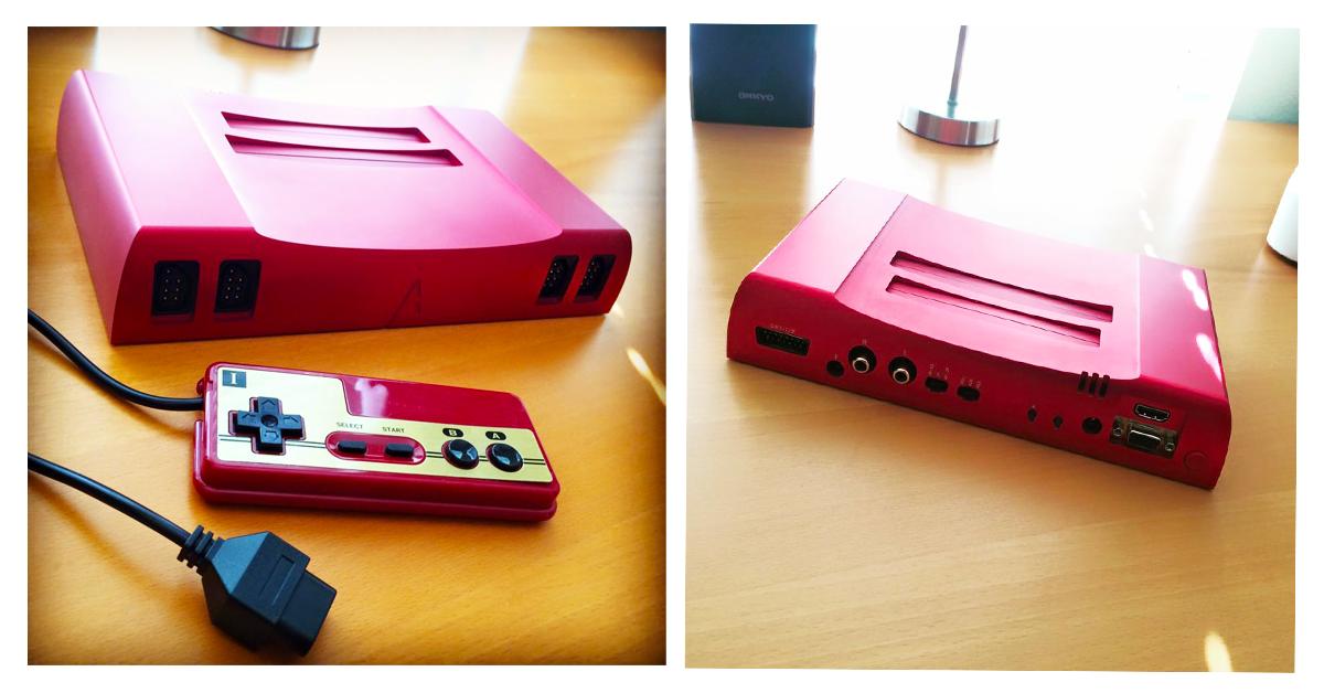 是紅白機搖身一變成為高檔精品!Analogue Interactive打造鋁合金任天堂NES替換機這篇文章的首圖