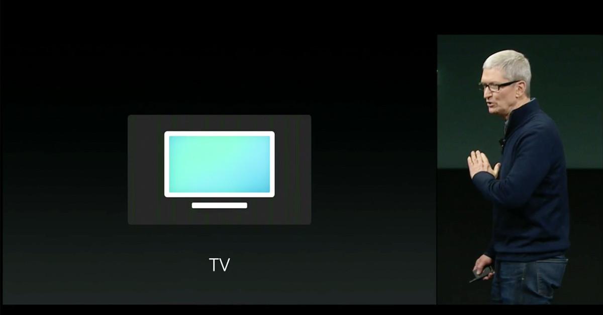 是Apple發表多項iOS裝置皆能收看電視的新App:TV這篇文章的首圖
