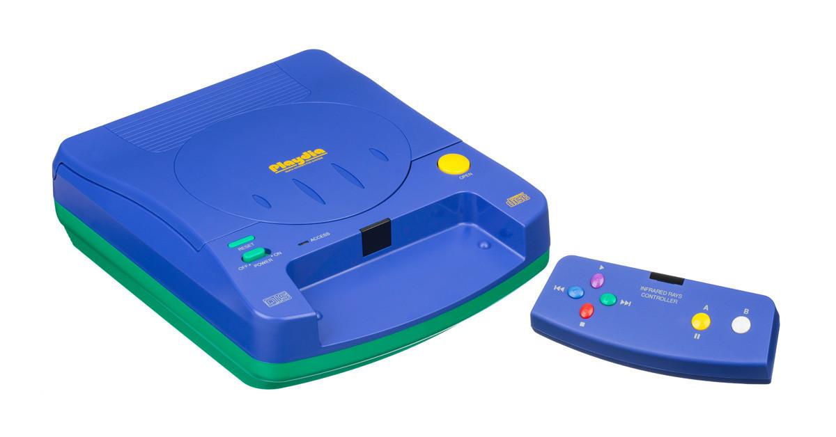 是Bandai冷門主機Playdia 玩的不是遊戲這篇文章的首圖