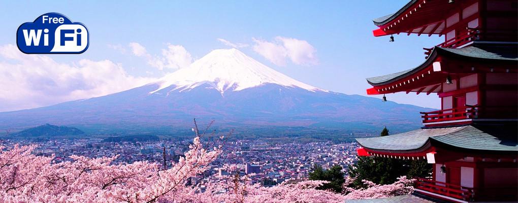 是在富士山上網也OK!日本KDDI提供公用Wi-Fi網路服務這篇文章的首圖
