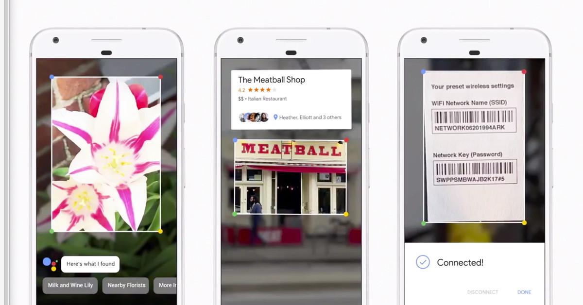 是Google IO 2017 : Google Lens讓你可以快速掃描物件 並得知相關資料與訊息這篇文章的首圖