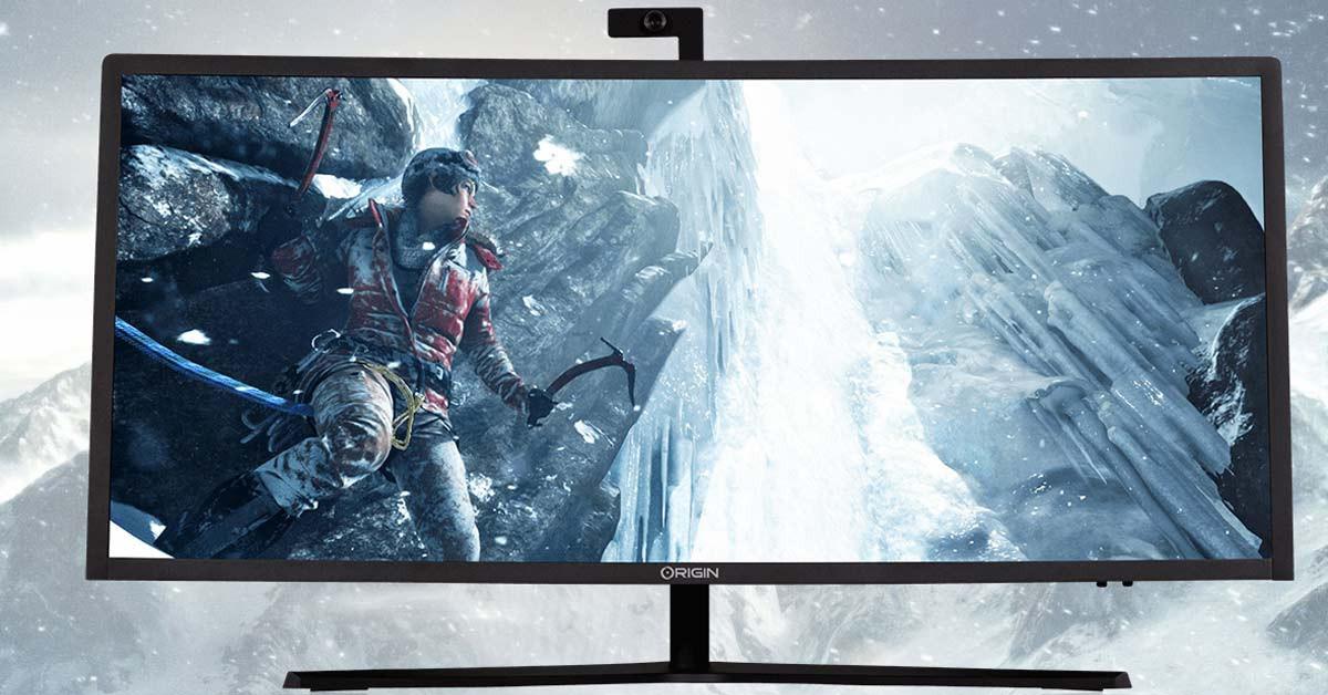 是CES 2016:Origin PC發表搭載34吋螢幕的超強All in one電腦「Omni」這篇文章的首圖