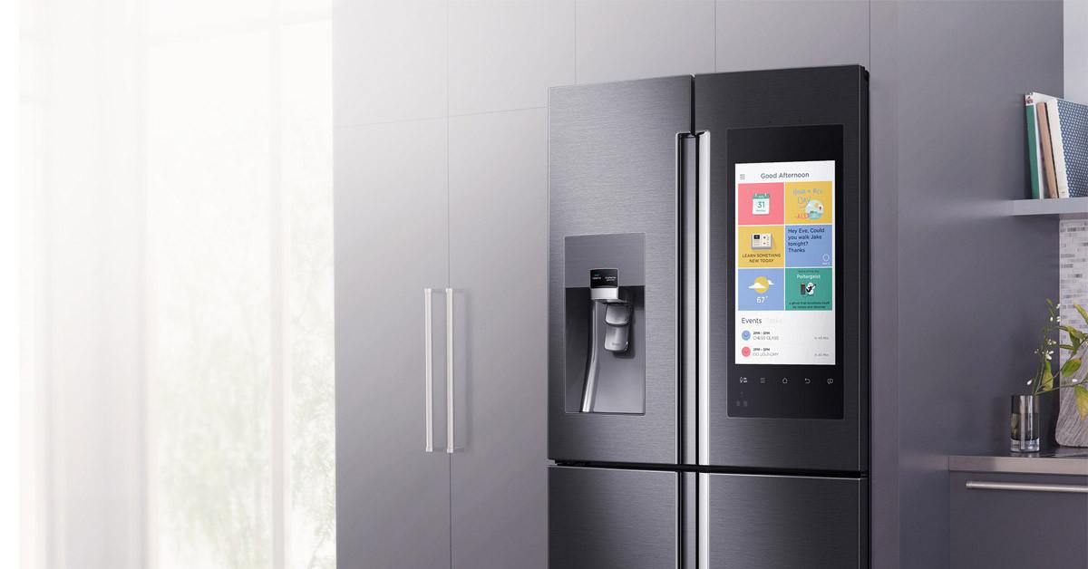 是CES 2016:Samsung推出搭載21.5吋觸控螢幕的智慧型冰箱Family Hub Refrigerator這篇文章的首圖