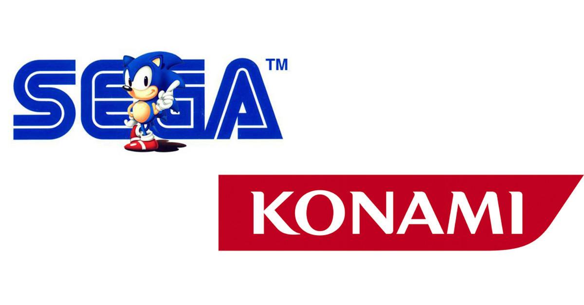 是Sega與Konami將合作開發大型電玩中心用的電子貨幣系統這篇文章的首圖