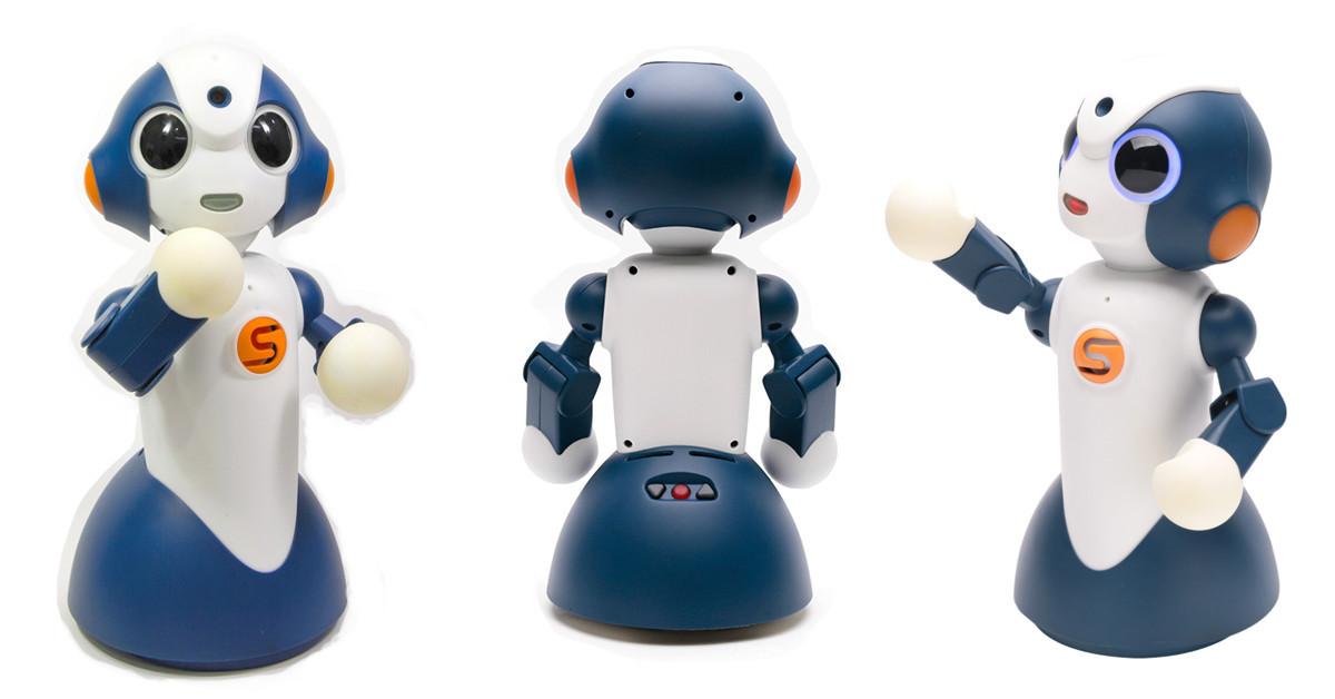 是智慧機器人市場越來越熱絡!日本NTT Group發表新款機器人「Sota」這篇文章的首圖