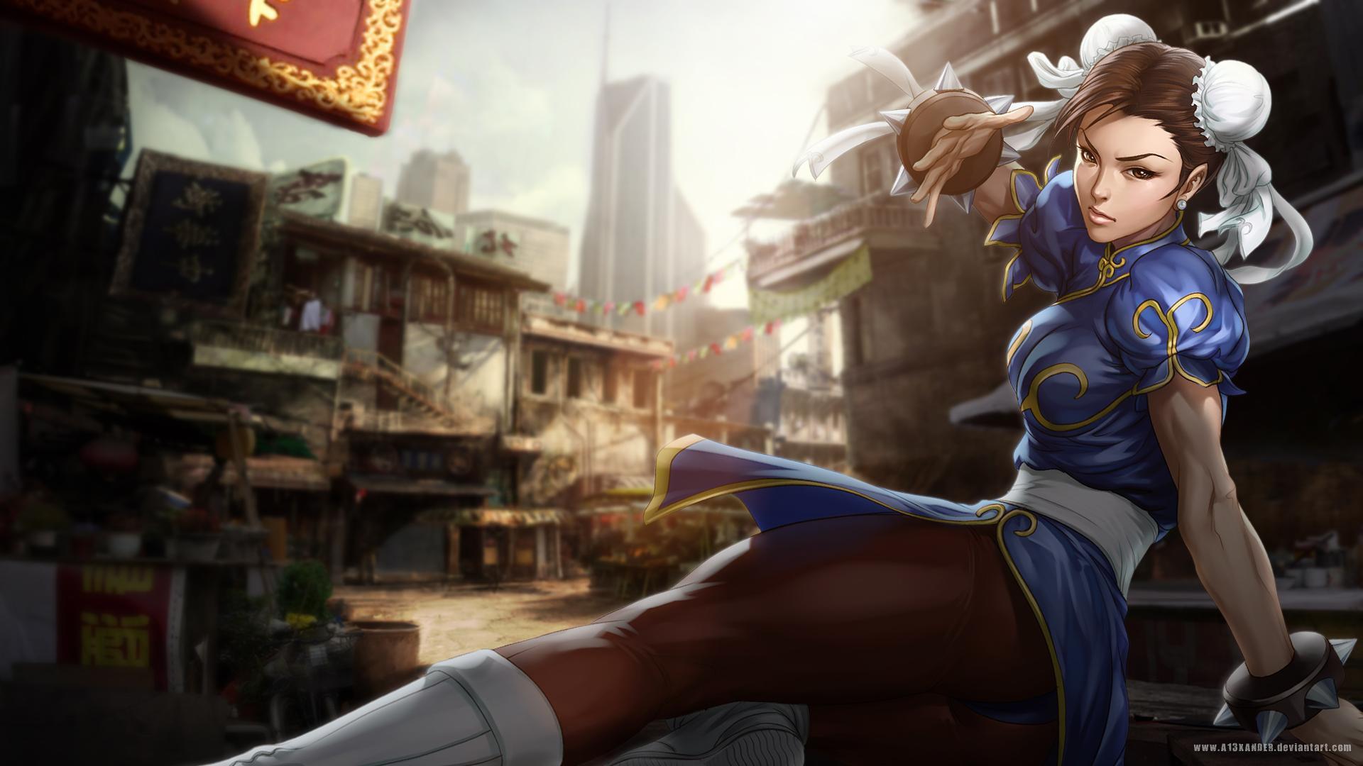 《快打旋風5》的第一位DLC角色確定將會是快打3的主角Alex