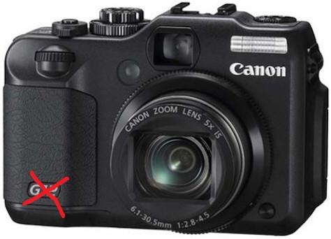 是Canon Powershot G 系列最新傳人叫 G1X ? 這篇文章的首圖