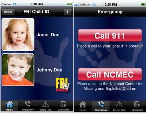是癮 APP : FBI iOS App 首部曲 – Child ID(兒童身份証)這篇文章的首圖